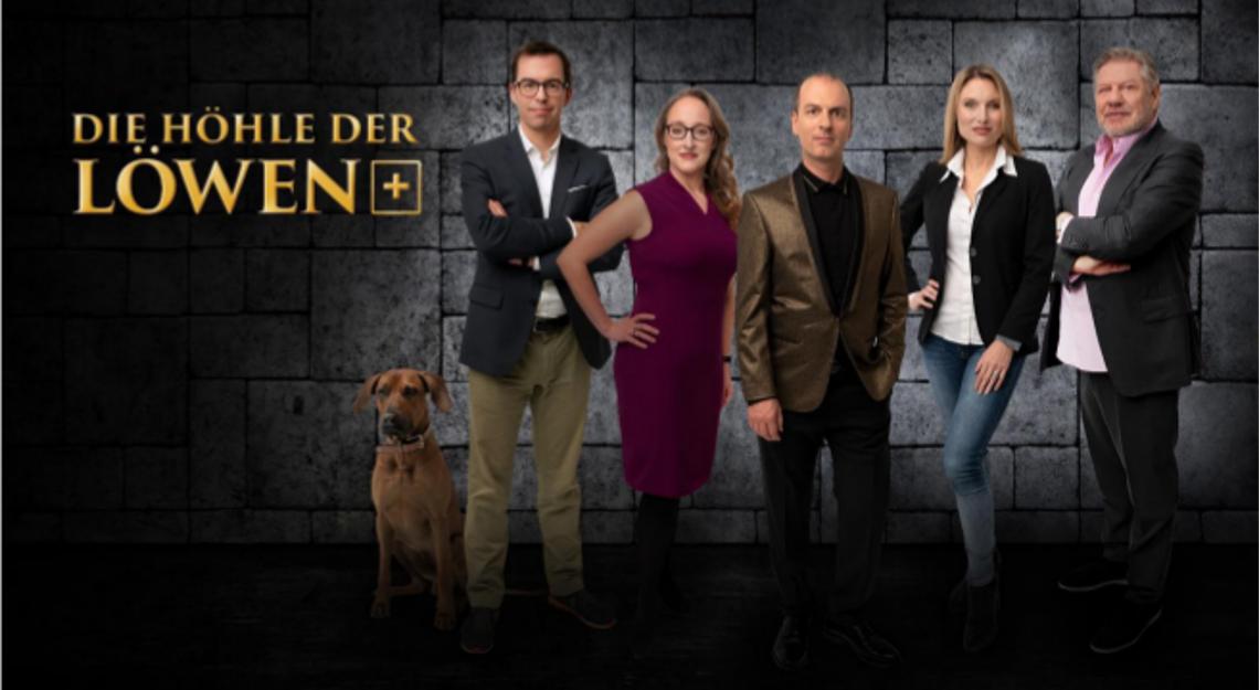 Die Investoren in der Sendung «Die Höhle der Löwen Schweiz ...