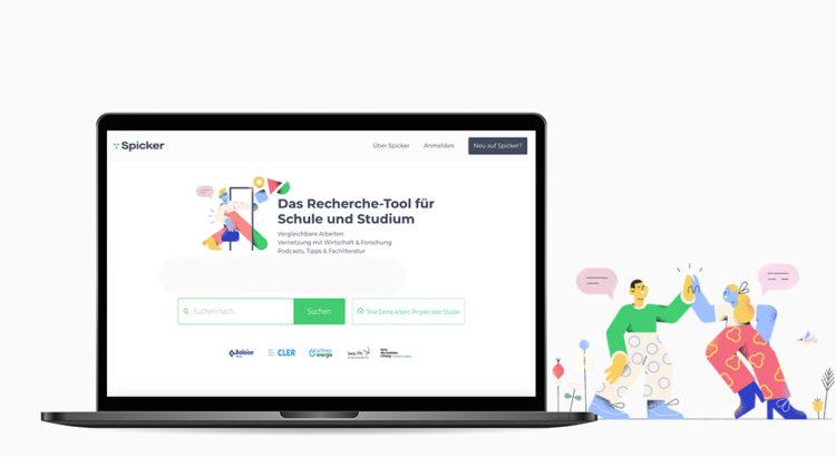 Online Spicken: Spicker.ch Stellt sich vor